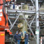 Biodieselwassers in de chemische industrie