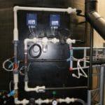 Oxidatieve tegenstroom wasser