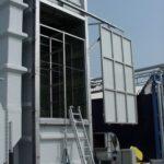 Meertraps gaswasinstallatie Renewi Shanks