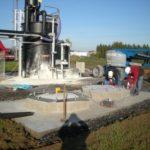 Biogasontzwavelingsinstallatie Solae