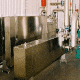 Heat exchanger for digested sludge energy recovery