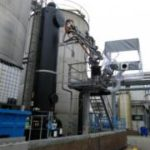 Chemical gas scrubbers
