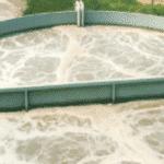 Afvalwaterzuiveringsinstallaties bij Lutosa