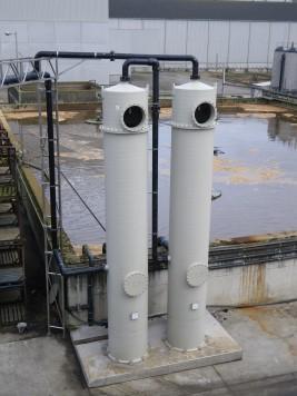 Biogasdesulfurization Pasfrost