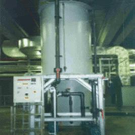 Ethanolscrubber