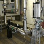 Heat exchangers sludge-sludge