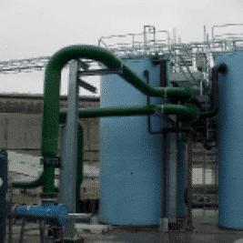 continuous sand filtration