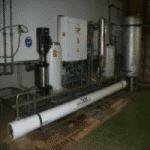 Waterbehandeling proceswater en membraanfiltratie