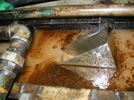 Oil separation