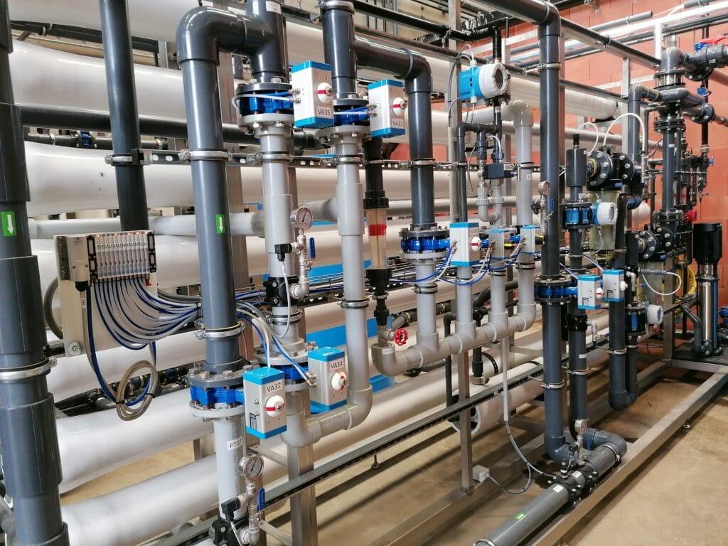 waterrecuperatie industrie proceswater